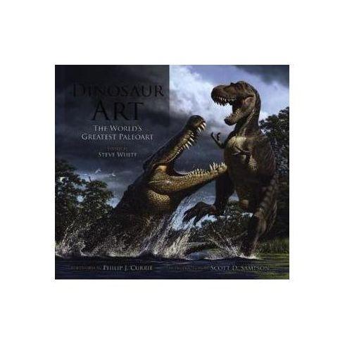 Dinosaur Art: The World's Greatest Paleoart (9780857685841)