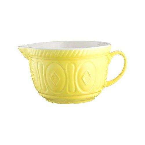 Dzbanek do ciasta naleśnikowego 2l colour mix mixing bowls żółty marki Mason cash