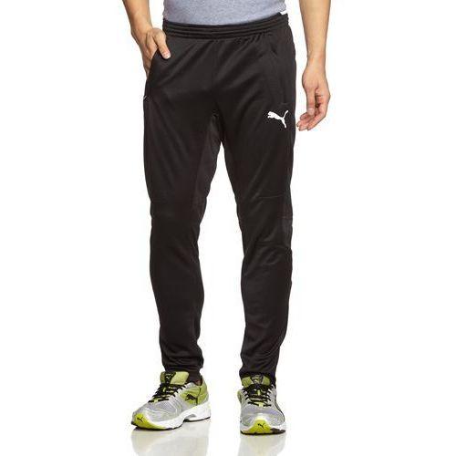 spodnie treningowe, męskie, czarny, m marki Puma