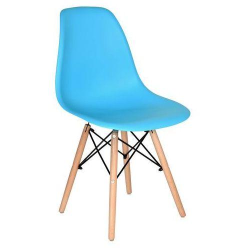 Krzesło Paris Niebieskie