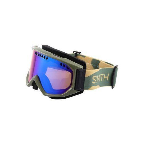 Smith Optics SCOPE PRO Gogle narciarskie green (0762753083807)