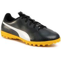 Puma Buty - rapido tt jr 104811 02 black/white/iron/yellow