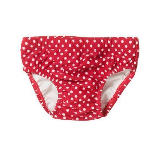 Playshoes girls pieluszki kąpielowe kolor czerwony (4010952326918)