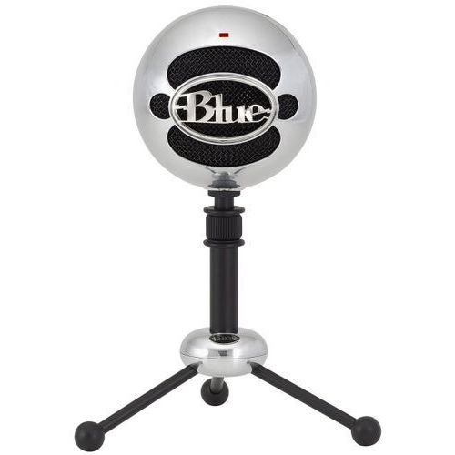 Blue Microphones Snowball BA mikrofon pojemnościowy USB (aluminium mat)
