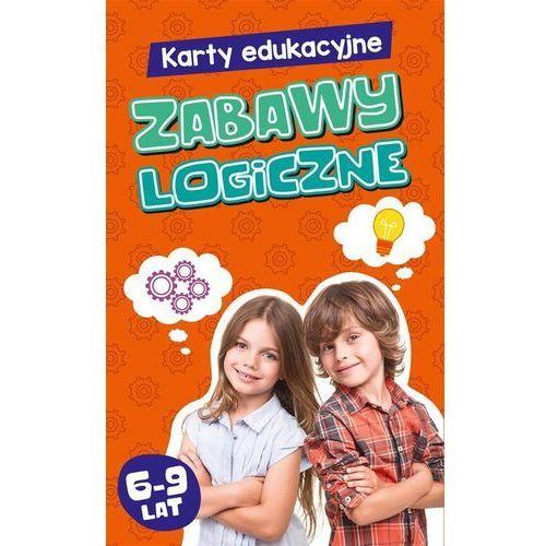 OKAZJA - Edgard Karty edukacyjne. zabawy logiczne. 6-9 lat