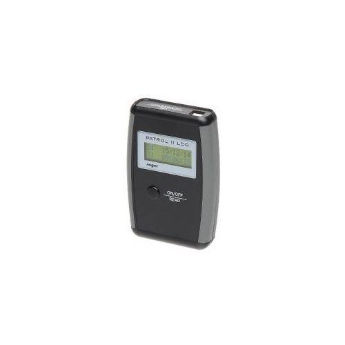 REJESTRATOR PRACY WARTOWNIKÓW PATROL-II-LCD - produkt z kategorii- Kontrola czasu pracy