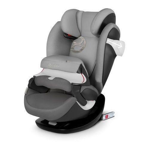 Cybex fotelik samochodowy pallas m-fix 2018, manhattan grey (4058511212975)