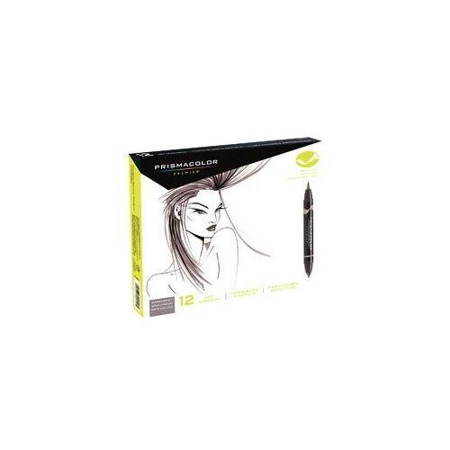 Prismacolor Art Markery Brush/F Warm Grey 12k NEW z kategorii Pozostałe malarstwo i artykuły plastyczne
