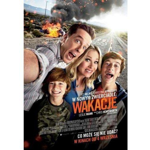 W nowym zwierciadle: Wakacje (DVD) (7321909339590)