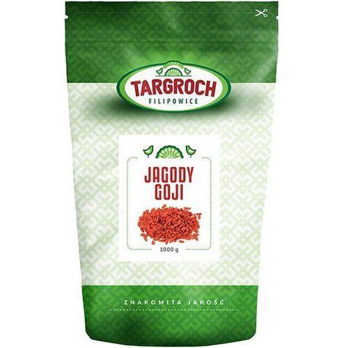 jagody goji suszone premium 1kg marki Targroch