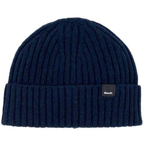 czapka zimowa BENCH - Fishermans Beanie Dark Navy Blue (NY031) rozmiar: OS