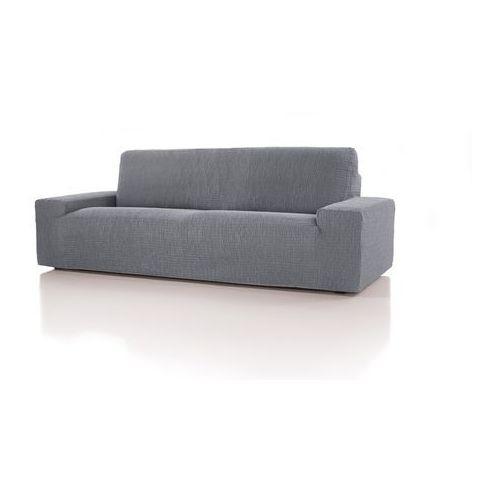 Forbyt, pokrowiec multielastyczny na kanapę cagliari szary, 180 - 220 cm marki 4home