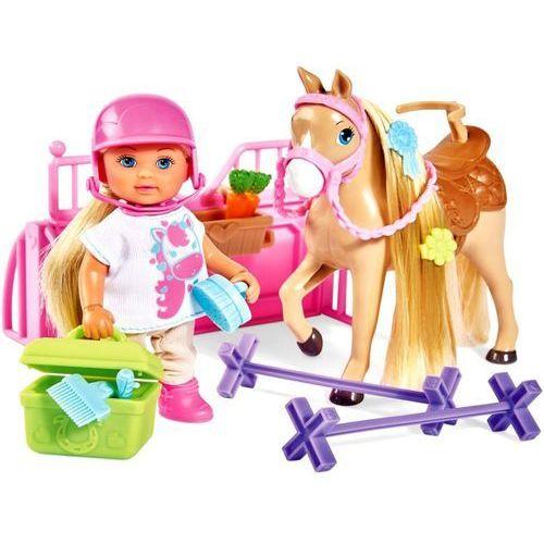 Lalka Evi na kursie jazdy konnej - DARMOWA DOSTAWA OD 199 ZŁ!!! (4006592030889)