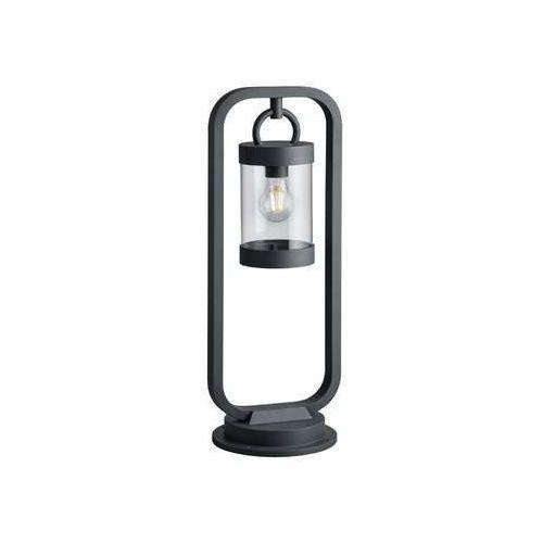 Trio sambesi 504160142 lampa stojąca zewnętrzna ogrodowa ip44 1x28w e27 antracyt (4017807413991)