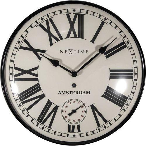 NeXtime - Zegar ścienny Amsterdam Dome