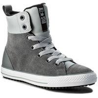 Trzewiki - ctas asphalt boot hi 658070c cool grey/wolf grey/black marki Converse