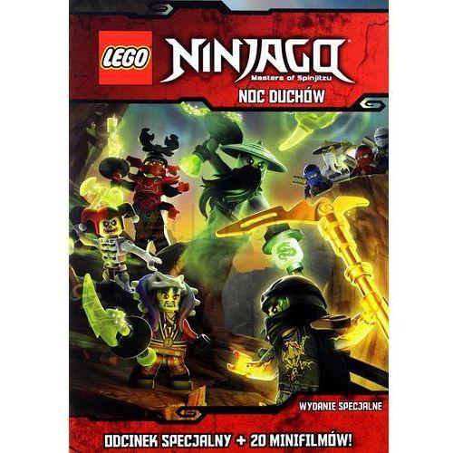 Galapagos Film lego® ninjago: noc duchów. wydanie specjalne