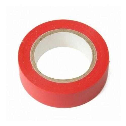 Taśma izolacyjna PVC 15mm 10m czerwona E30-PVC1510RE Bemko 4284 (5908311364284)