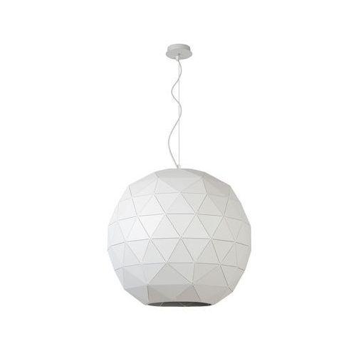 Lucide 21409/60/31 - lampa wisząca otona 1xe27/60w/230v biały