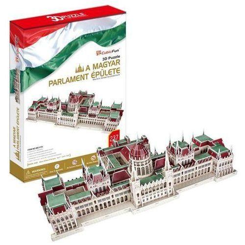 PUZZLE 3D Parlament w Budapeszcie (6944588201111)