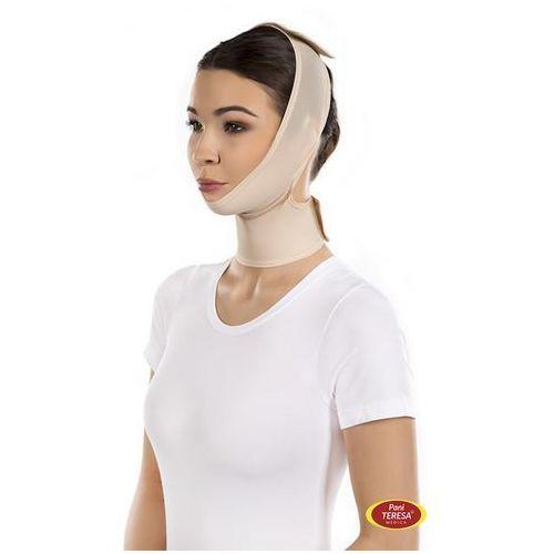 Model na twarz, podbródek i szyję marki PANI TERESA®, ROZMIAR: - M -, KOLOR: BEŻOWY
