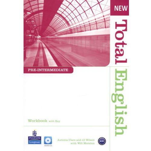 New Total English Pre-Intermediate Workbook With Cd