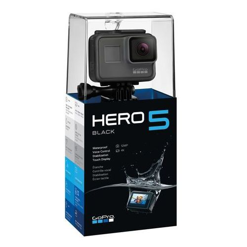 hero 5 black marki Gopro