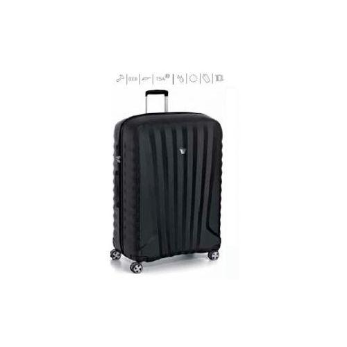 RONCATO walizka duża - powiększona (XL) z kolekcji UNO ZIP PREMIUM 4 koła materiał Policarbon zamek szyfrowy TSA
