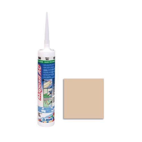 Silikon sanitarny MAPESIL AC 258 Brzoskwiniowy MAPEI (8022452027512)
