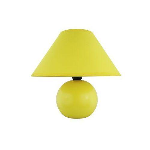 Lampa stołowa lampka ariel 1x40w e14 żółta 4905 marki Rabalux