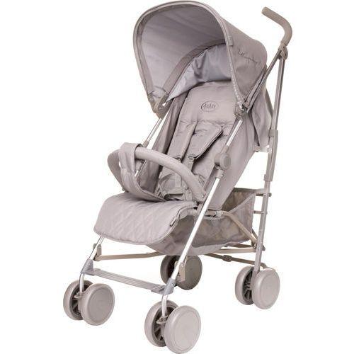 Wózek spacerowy 4baby Le Caprice Grey (5901691953413)