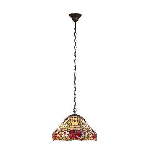 Rabalux Lampa wisząca zwis mirella 2x60w e27 brąz 8086 (5998250380865)