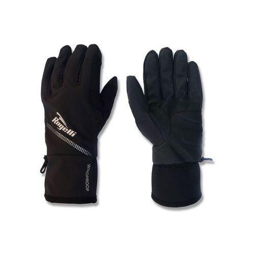 Rękawiczki windsor czarne marki Rogelli