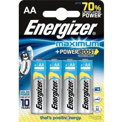 Bateria maximum aa lr6 op.4 marki Energizer