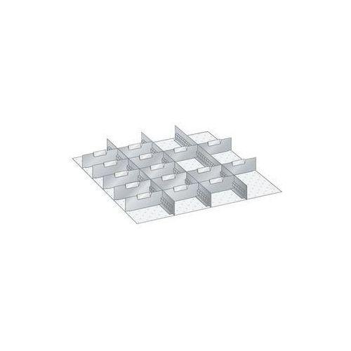 Lista Ścianka działowa,do wym. szafy 717 x 725 mm