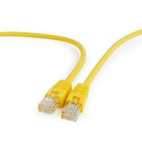 Gembird Kabel sieciowy utp pp12-3m/y kat. 5e, patch cord rj-45 (3 m)