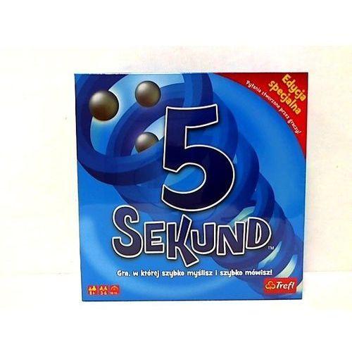 Gra TREFL 01282 5 sekund Edycja Specjalna (5900511012828)