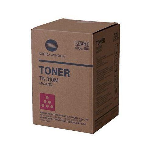 Konica-minolta Toner oryginalny tn-310m purpurowy do km bizhub c450 p - darmowa dostawa w 24h