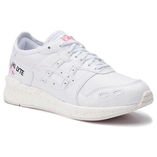 Sneakersy - tiger hypergel-lyte 1192a083 white/white 100 marki Asics