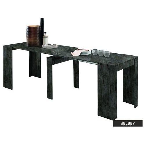 SELSEY Stół rozkładany Dadivosa 54-252x79 cm oxide (5903025426754)