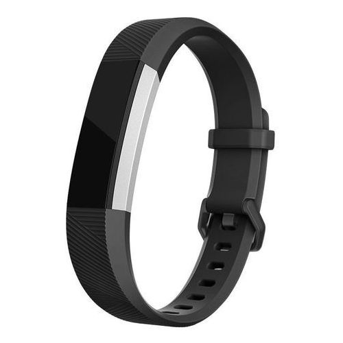 Tech-protect Pasek smooth black do fitbit alta
