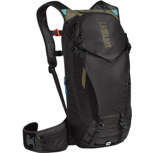 Camelbak k.u.d.u. protector 10 plecak czarny s/m 2018 plecaki rowerowe
