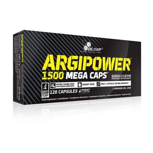 Arginina Argi Power 1500 Mega Caps 120kaps Olimp