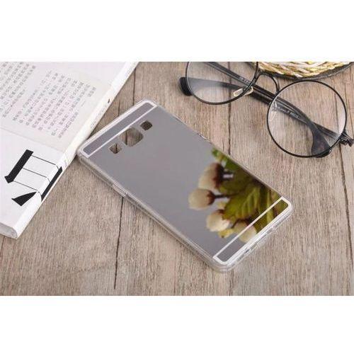 Slim Mirror Case Srebrny | Etui dla Samsung Galaxy A5 - Srebrny