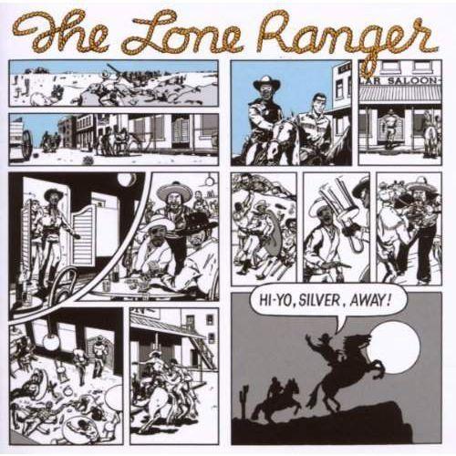 Greensleeves Hi-yo silver away! - lone ranger, the (płyta cd) (0601811004029)