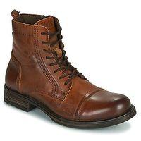 Buty za kostkę jack jones jfw russel leather marki Jack & jones