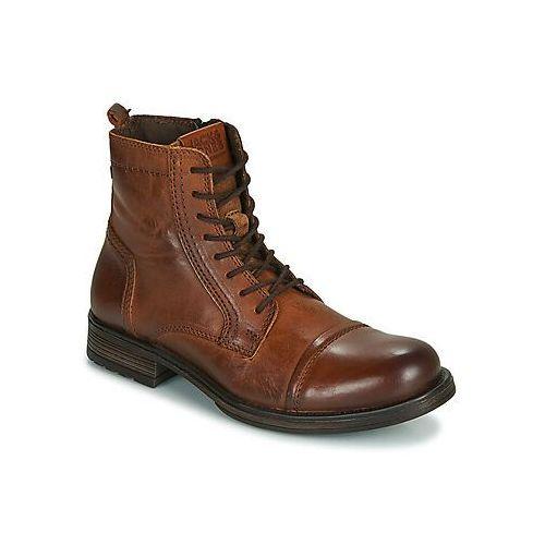 Buty za kostkę jack jones jfw russel leather, Jack & jones