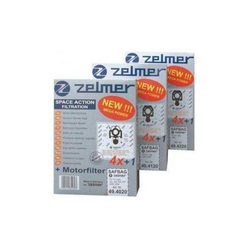 Zelmer Worki do odkurzacza 494220