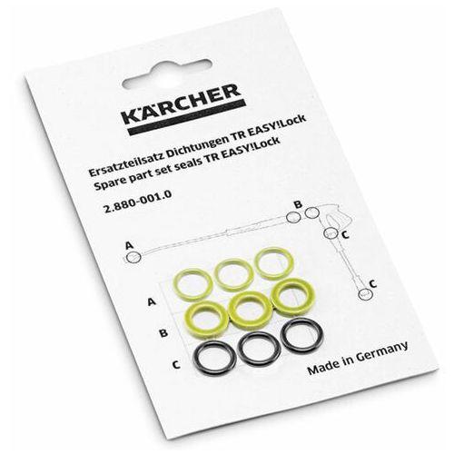 Zestaw uszczelek tr easy!lock ( 2.880-001.0), polska dystrybucja! marki Karcher