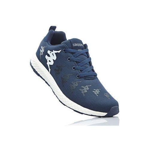 Sneakersy Kappa bonprix ciemnoniebieski, w 6 rozmiarach